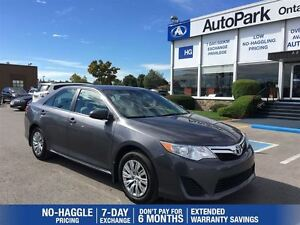 2014 Toyota Camry LE|B.up Camera|Bluetooth|AUX|USB