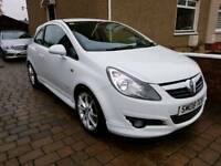 Vauxhall Corsa SXI ( VXR kit )1.3cdti 90ps 2008 ** 1 owner from new 49000 miles***