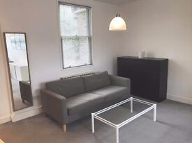 SPACIOUS large double bedroom FURNISHED flat in great location
