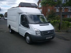 ford transit 100 t350 medium rwd box van