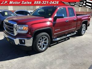 2014 GMC Sierra 1500 SLT, Crew Cab, Automatic, Leather, 4x4