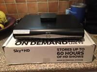 Sky HD box record 60 hours + more