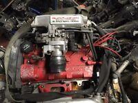 Toyota mr2 sw20 rev 2 3ste engine ct26 turbo 3s gte motor