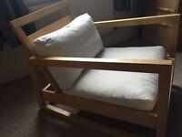 Lounger/rocker chair