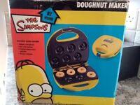 Homer Simpson doughnut maker