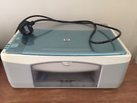 HP PSC 1205 All-In-One Printer >> Scan - Copy - Print