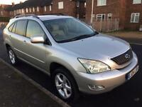 2004 LEXUS RX 300 3.0 SE AUTO 5 DOOR ESTATE