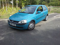 2003 Vauxhall Corsa Automatic, 1.2 Petrol, Low Mileage, Full 12 Months Test