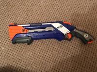 Nerf Rough cut 2x4 gun
