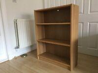 Ikea Billy Bookcase in Oak Veneer