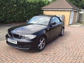 BMW 1 Series CONVERTIBLE £7500 ono