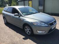 2009 Ford Mondeo 1.8 Tdci Zetec 59 Reg Estate 10 Months Mot Privacy Glass