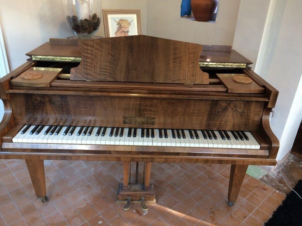 Baby Grand Piano.   in Norwich, Norfolk   Gumtree