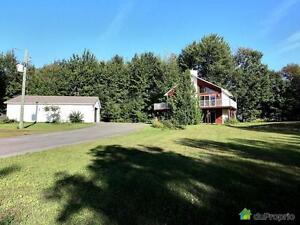 318 990$ - Maison 2 étages à vendre à L'Ange-Gardien-Outaouai