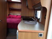 Caravan 2008 Swift Challenger 560 4 berth