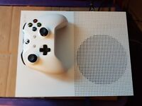Xbox One S with 1TB Harddrive and 3 Games £160 No offers.