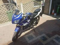 RSP SUPERBYKE 125cc 4stroke low miles