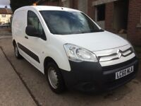 Citroen Berlingo 1.6 HDi L1 625 X Panel Van 4dr Diesel Manual White color