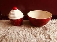 Red Kitchen Accessories