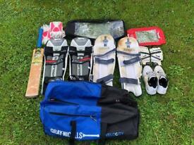Cricket bundle /kit Adult