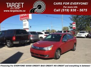 2010 Ford Focus SE Drives Great, Very Clean and More !!!