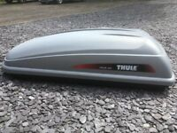 Thule Polar 200 roof box for sale