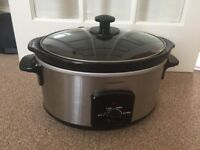 Cookworks Slow Cooker XJ 13220 B0, 5.5L capacity