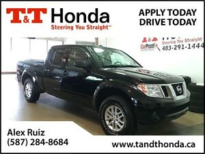 2015 Nissan Frontier SV *Bluetooth, Under Seat Storage*