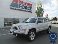 2013 Jeep Patriot North Edition 4x4, 2.4L V4, 32,589 KMs, Loaded