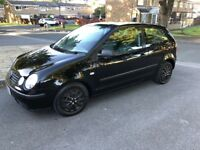 2003 VOLKSWAGEN POLO 1.2 PETROL CHEAP INSURANCE FULL MOT NEW CLUTCH TIMING CHAIN DONE