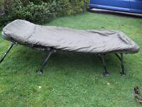 Nash Indulgence Air-Lite SS4 Wide Boy Bed Chair