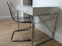 Desk and chair, ideal for teenager or office