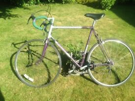 Raleigh Retro Racing Bike (excellent condition)