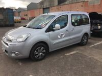 CITROEN BERLINGO 1.6HDI - UBER RENTAL - GREAT MPG / GREAT CAR