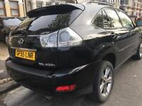 LEXUS RX 400h 3.3 SE HYBRID AUTO 1 OWNER FROM NEW