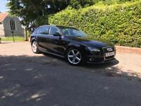 2008 Audi A4 Avant S-Line 2.0 TDi 140 -