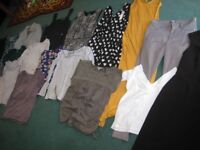 19 items of ladies clothes