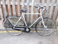 Vintage Peugeot Gents Bike, Rare Centenary Edition, Free Delivery