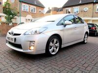 TOYOTA PRIUS 1.8 HYBRID AUTO 5 DOOR HATCHBACK FSH HPI CLEAR PCO READY EXCELLENT CONDITION