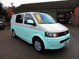 VW Transporter Custom Kombi ~No Vat ~ Finance available