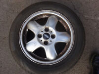 Mini One Alloy Wheel Spare + Tyre with 6mm tread