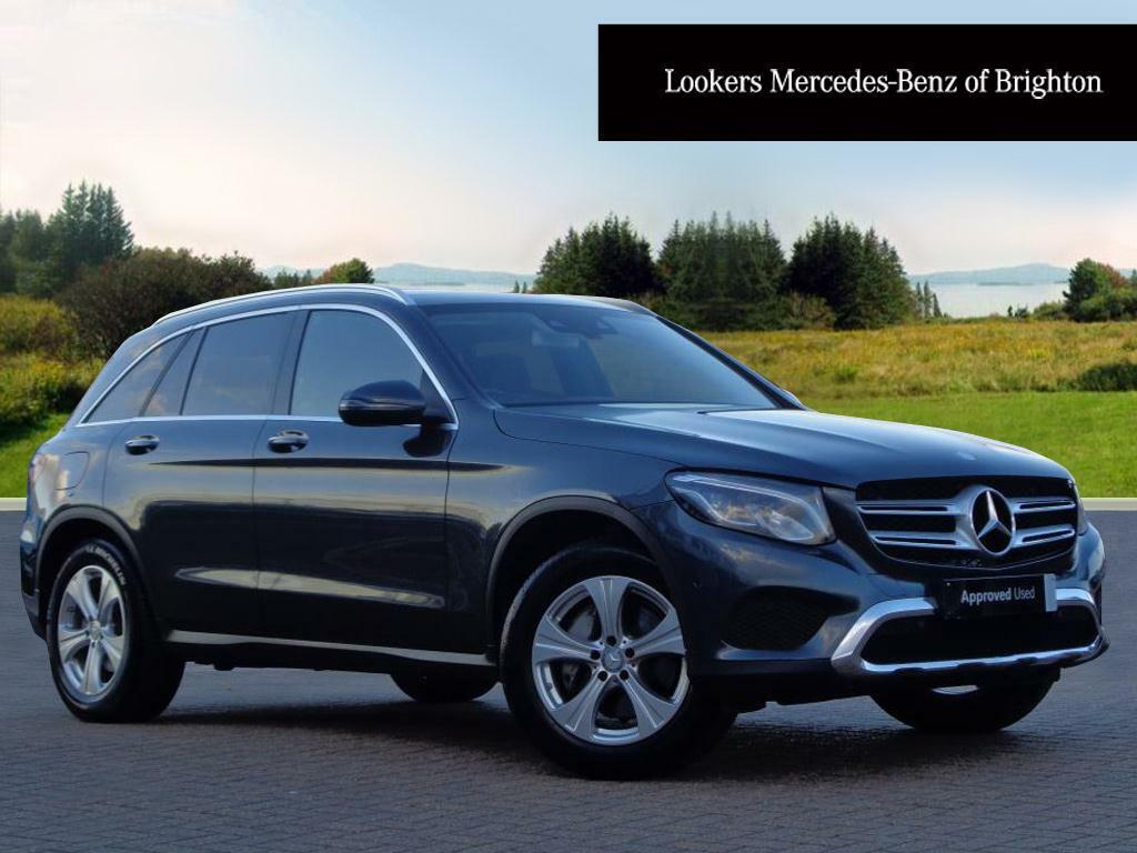 mercedes benz glc class glc 220 d 4matic sport premium plus grey 2016 01 27 in portslade. Black Bedroom Furniture Sets. Home Design Ideas