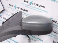 FORD MONDEO 2007-2010 ZETEC NS WING MIRROR IN THUNDER METALLIC KY09