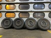 Fiat Doblo, Vauxhall Combo steel wheels & tyres