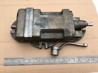 """Large Heavy Duty Milling Machine Vice 6"""" Jaws"""