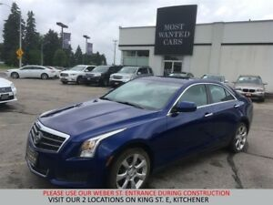 2014 Cadillac ATS AWD | SUNROOF | BOSE | BLUETOOTH