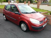 Renault Scenic 1.6 Authentique MOT'd