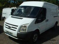TRANSIT 350 LWB MED -ROOF 2010 ONE OWNER £4295 NO VAT