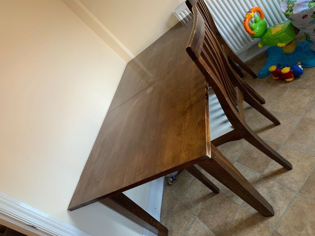 Laura Ashley Garrat Extending Table In York North Yorkshire