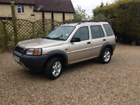 Freelander 1.8 1999 Only 120000 miles Great condition only £800